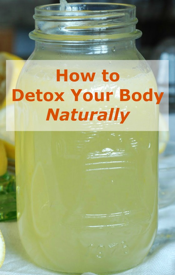 There are many natural methods you can use to detox your body, varying from specific cleansing rituals which quickly clear out your system, to food, drink and lifestyle choices that you can sustain long-term.