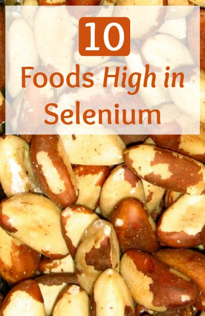 10 Foods High in Selenium - Selfcarer