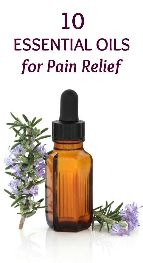 essential-oils-pain-relief