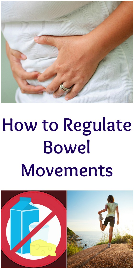 Regulate Bowel Movements